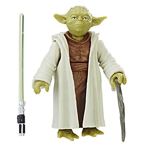 Hasbro Star Wars Yoda Force Link Figure - Kits de Figuras de...