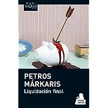 Liquidación Final (Petros Márkaris)