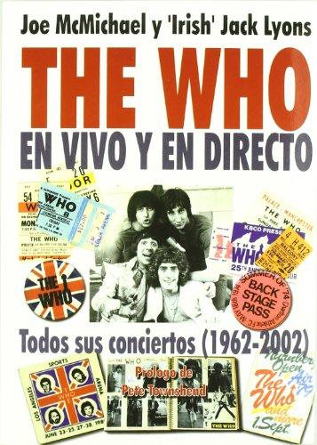 Who, the - en vivo y en directo