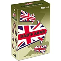 Dad's Army: BBC1 Series - The Complete Seasons 1-9 Collection DVD Exclusive Christmas Specials
