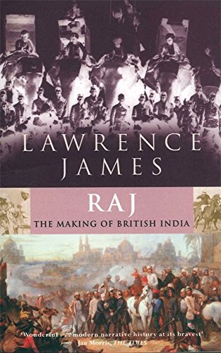 Raj - Lawrence James