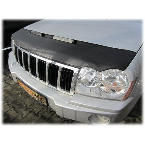 AB-00531 PROTECTOR DEL CAPO Jeep Grand Cherokee 2005-2010 Bonnet Bra TUNING