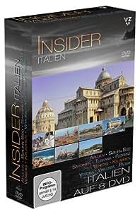 Insider - Italien-Box ( 8 DVDs )