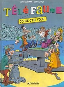 """Afficher """"Téléfaune n° 1<br /> Cocus c'est vous !"""""""
