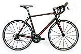 Cloot - Bicicleta de carretera - Bici Ciclismo - Flash Race Shimano Tiagra 4700 grupo completo de 20 velocidades, Aluminio Triple Butted, Frenos Tiagra , Llantas Shimano RS11. Talla M-55 (1,74 a 1,83)