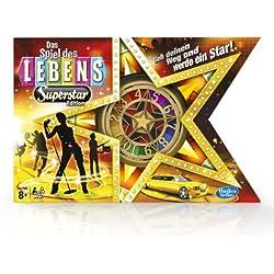 Hasbro A4623100 - Spiel des Lebens Superstar Edition Das Spiel des Lebens