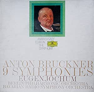 Anniversary Edition - Bruckner: 9 Symphonies [Vinyl Schallplatte] [12 LP Box-Set]