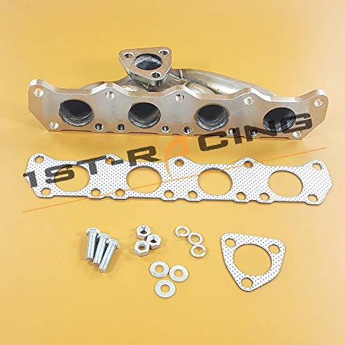FidgetGear SS Exhaust Manifold for VW Golf Jetta GTI MK4 MK IV Beetle/Audi  TT 1 8l 99-07