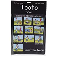 Golf Tool-Towel Tooto