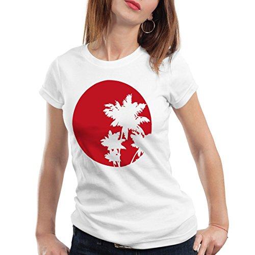 style3 Sole T-Shirt da donna Bianco