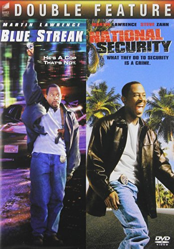 Blue Streak/National Security (Special Edition) by Martin Lawrence