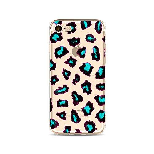 "CoqueiPhone 6S Etui Housse,BoomTeck Coque Pour 4.7"" Apple iPhone 6S/iPhone 6 Silicone Souple Transparente Motif Art Clear Ultra Mince Anti Choc Anti-rayures Gel TPU Etui Protection Bumper Case - Mode 20"