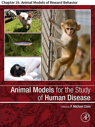 Animal Models for the Study of Human Disease: Chapter 29. Animal Models of Reward Behavior (English Edition)