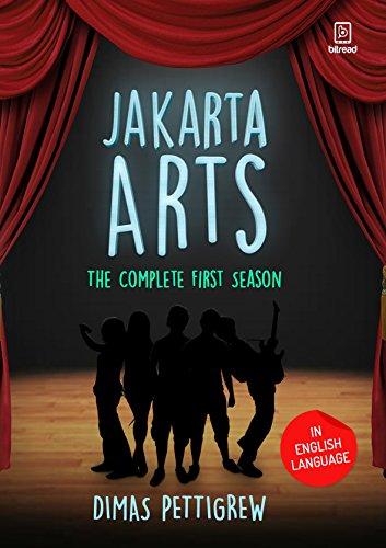 Jakarta-serie (Jakarta Arts: The Complete First Season (English Edition))