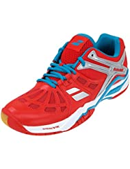 Babolat Shadow 2 Men rojo 15 –  – Zapatos de bádminton, rojo