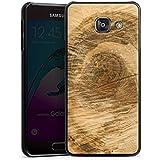 Samsung Galaxy A3 (2016) Housse Étui Protection Coque Tronc d'arbre Look bois Arbre