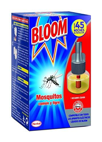 Recambio Bloom Electrico Líquido contra mosquitos