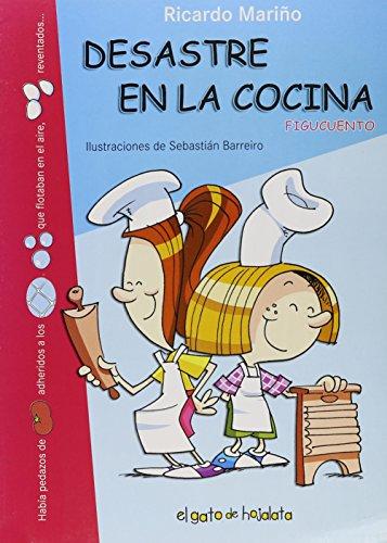 Desastre En La Cocina par Ricardo Marino