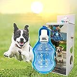 borraccia per cani,Acqua portatile Aqua Dog Travel Bowl 18-oz bottiglia canina Auto Tazza da canoa per animali da Marchy