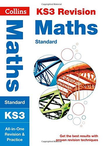 KS3 Maths (Standard) All-in-One Revision and Practice (Collins KS3 Revision and Practice - New Curriculum) (Collins KS3 Revision and Practice - New 2014 Curriculum)