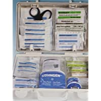 SÖHNGEN Erste-Hilfe-Koffer DeLuxe weiß DIN 13 157 preisvergleich bei billige-tabletten.eu