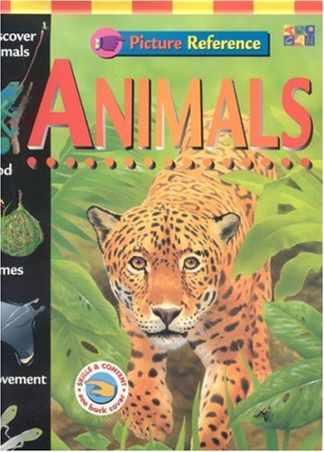 Animals (Picture Reference (Hardcover Twocan)) by Janine Amos (2000-06-01)