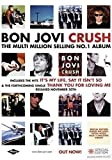 Generic Bon Jovi Crush Foto Poster What About Now Keep The Faith Bluse CD 020 (A5-A4-A3) - A5
