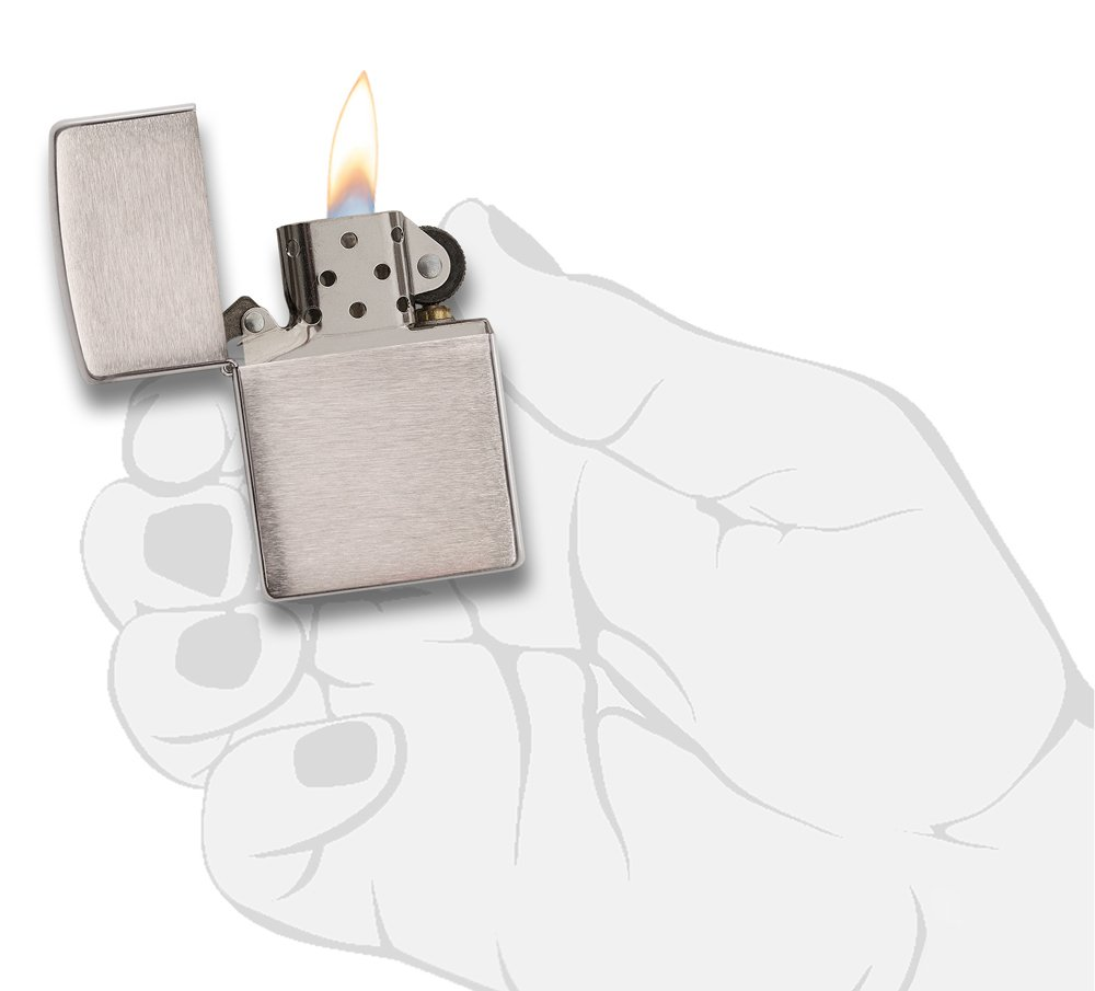 Zippo Chrome Lighters 6