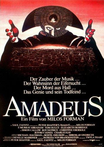 Amadeus - Director's Cut Codec Video