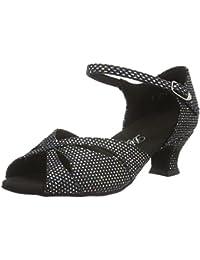 Diamant Damen Tanzschuhe 144-011-183 Standard & Latein