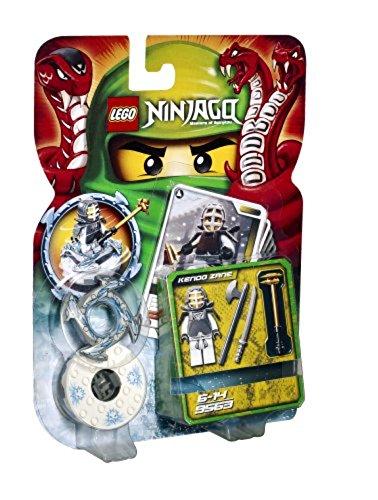 Lego Ninjago 9563 - Masters of Spinjitzu Kendo Zane