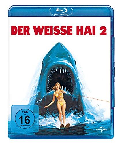 Bild von Der weiße Hai 2 [Blu-ray]