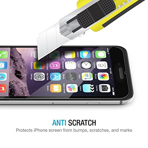 iPhone 7Protezione per Schermo in Vetro Temperato (Confezione da 3), Premium 3D Protezione per Schermo in Vetro Temperato per iPhone 64,7inch