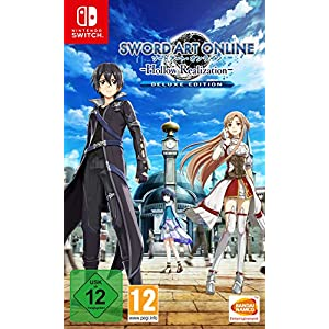 Sword Art Online: Hollow Realization Deluxe Edition – [Nintendo Switch]