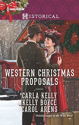 Western Christmas Proposals: Christmas Dance with the Rancher\Christmas in Salvation Falls\The Sheriff's Christmas Proposal (Harlequin Historical) by Carla Kelly (2016-09-20)