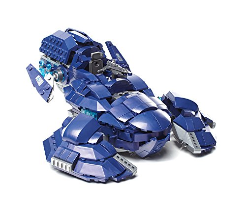 Mega Bloks DPJ93 Halo Covenant Wraith Ambush