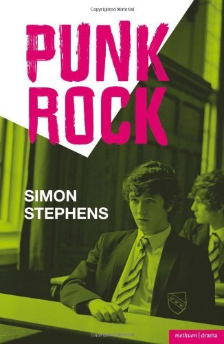 By Simon Stephens - Punk Rock (Modern Plays)