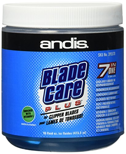 Price comparison product image Andis 468 ml Disinfectant Blade Care Plus
