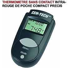 Genial Compact termómetro de bolsillo por infrarrojos sin contacto. Diagnóstico immediat. Raid Preparation 4x 4Faucet Donaldson Topspin Snorkel