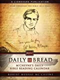 Daily Bread: Mc'Cheyne's Reading Calendar (ASV)