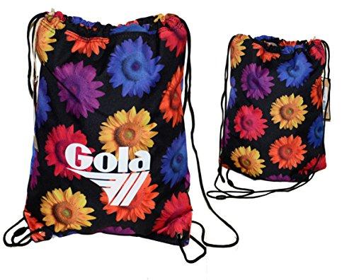 Gola Zainetto vela sacca sport Hicks Sunflower ZCUB382
