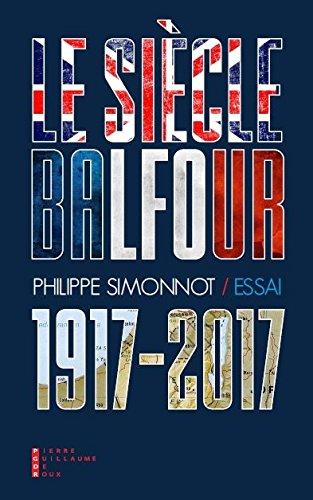 Le siècle Balfour