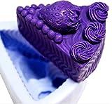 Inception Pro Infinite Moule en Silicone pour l'utilisation Artisanale d'une Tranche de gâteau à la Fraise ornée de crème - également adapté pour Les Bougies