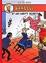Barelli, tome 4 : Barelli et les agents secrets