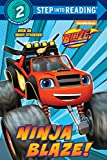 Ninja Blaze! (Blaze and the Monster Machines) (Step Into Reading. Step 2)