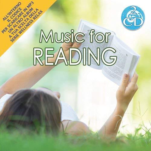 Music for Reading - Lounge, Chillout, Akustische Gitarre und Klaviermusik, Musik zum Lesen, Doppel Musik CD Entspannung (Lesen, Musik Gitarre,)