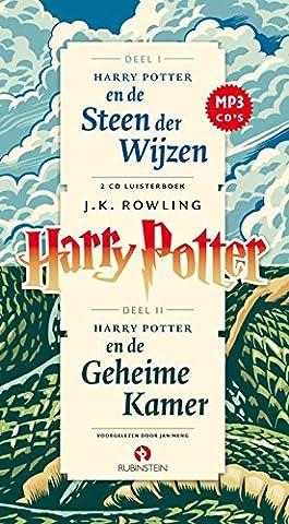 Harry Potter en de steen der wijzen en Harry Potter en de geheime kamer