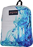 JanSport Mochila Superbreak - Multi / Blue Drip Dye / 16.7 A x 13 A x 8.5 D