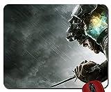 Skulls Video Spiele Wolken Regen Sturm Artwork Dishonored 1920x 1080Tapete Maus Pad Computer Mauspad