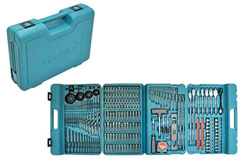 Makita P-44046 broca - brocas (Drill, Juego de brocas, 216 pieza(s))